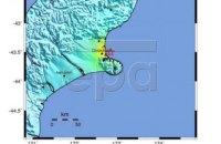 В Новой Зеландии от землетрясения раскололись скалы