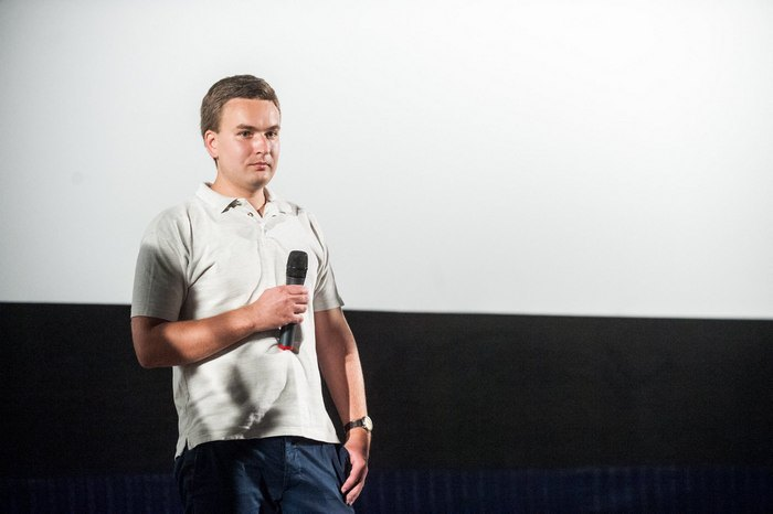 Q&A на Одеському кінофестивалі