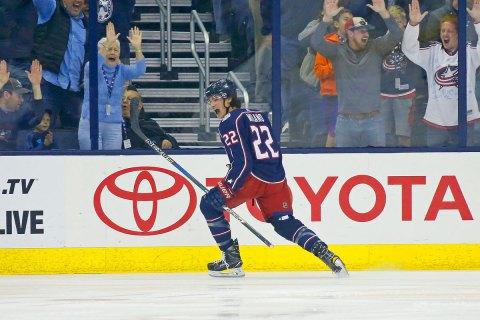"""Хоккеист """"Вашингтона"""" забросил шайбу, которая наверняка будет претендовать на гол года в НХЛ"""