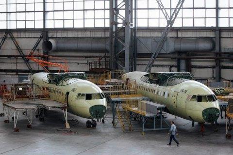 """""""Антонов"""" планує випустити 70 літаків за п'ять років"""
