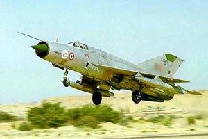 Пилот сирийского истребителя дезертировал в Иорданию