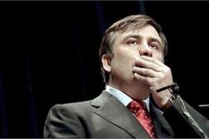 Саакашвили объявил о переходе его партии в оппозицию