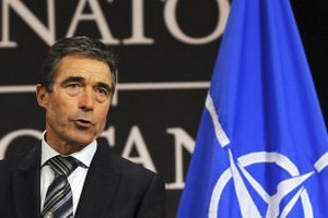 Расмуссен: НАТО готове захищати Туреччину в разі потреби