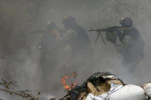 МВС: у Слов'янську розблоковано три блокпости, вбито щонайменше 5 терористів