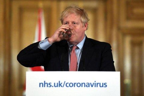 У прем'єра Британії виявили коронавірус