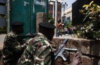 Все заложники в торговом центре в Найроби освобождены