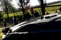 В интернете опубликовали видео с солдатами, которых расстреляли под Волновахой