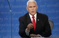 Віцепрезидент США Пенс відмовився йти на карантин, попри ковід у його помічників