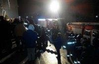 В результате пожара в ночном клубе Львова пострадали десятки человек
