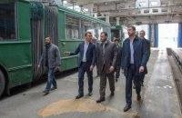 Киев получит 6 новых автобусов и 17 троллейбусов, - КГГА