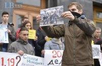 Активісти вимагають від Зеленського не допустити розвалу розслідувань у справах Майдану
