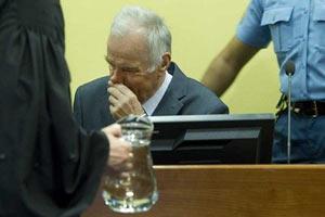 Младич признался в этнических чистках