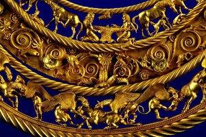 Кримське скіфське золото повернули в Україну