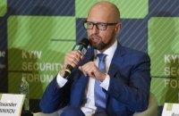 Украина нужна НАТО, как и Альянс нужен Украине, - Яценюк