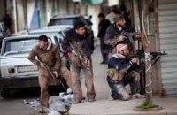 Сирийская оппозиция хочет передать химоружие под контроль России