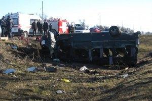 Число погибших в ДТП в Полтавской области выросло до 9 человек