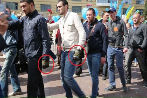 Луценко сообщил о задержании 12 участников избиения ветеранов АТО в Днепре