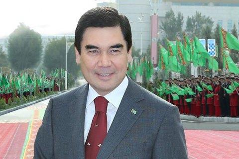 Посольство Туркменистана в РФ отрицает смерть Бердымухамедова