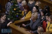 Оппозиционерки потребовали отчета Пшонки о Тимошенко
