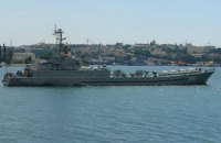 Украинские корабли, базировавшиеся на Донузлаве, направились в Одессу