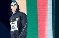 Чемпіон світу ледь не осоромився в запливі на 400 метрів