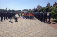 Марш рівності охороняли 2 тис. міліціонерів, 9 отримали поранення