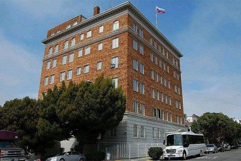 Посольство РФ обвинило США в вывозе архива из консульства в Сан-Франциско