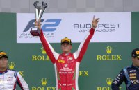 Сын Шумахера одержал первую победу в Формуле-2