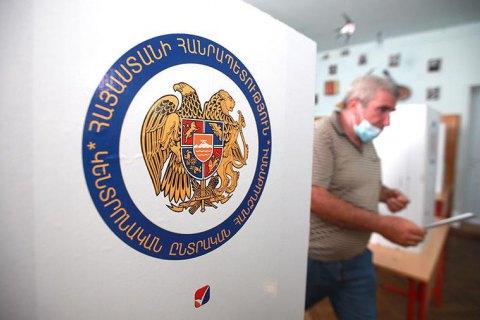 На виборах у Вірменії перемогла партія Пашиняна