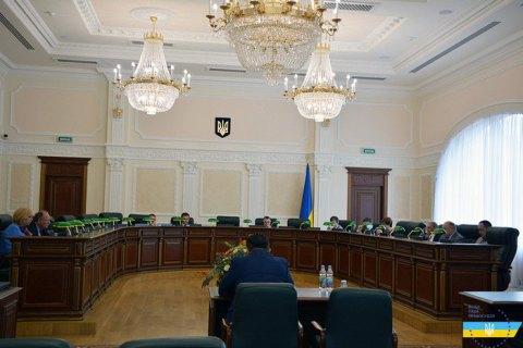 Київську суддю Власенкову відсторонили від роботи через підозри в хабарництві