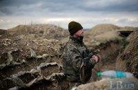 З початку доби на Донбасі один військовий загинув, ще один отримав поранення