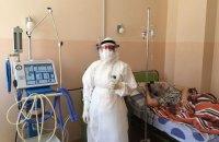 Медики складають понад 25% заражених коронавірусом у Тернопільській області