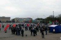 В Харькове четырех антимайдановцев суд отправил за решетку