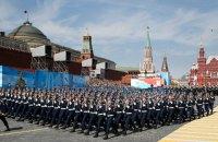 """ВООЗ заявила про ризик """"посиленого поширення"""" COVID-19 через військовий парад у Москві"""