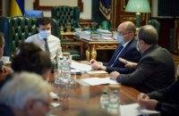 Лидеры Польши и Израиля пожелали Зеленскому выздоровления от COVID-19