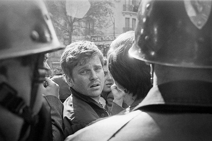 Даниэль Кон-Бендит, лидер парижского Мая-68