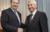 Янукович подякував РЄ за сприяння в подоланні кризи в Україні