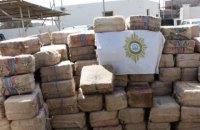 Влада Кабо-Верде конфіскувала майже 10 тонн кокаїну на російському кораблі