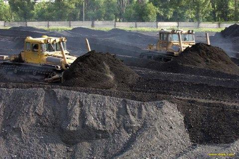 """""""Укрэнерго"""" назвал критической ситуацию с запасами угля на ТЭС"""