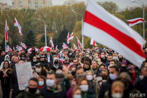 В Минске производители протестной символики приговорены к 25 суткам админареста и штрафу