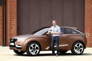 Росіяни презентували новий позашляховик Lada