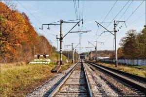 На ділянці Краматорськ-Дружківка перекрили рух поїздів