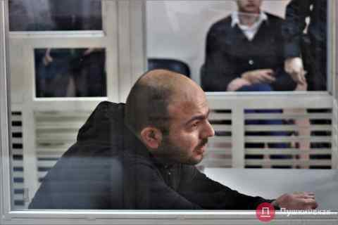 Подозреваемый в нападении на одесского активиста Михайлика ранил себя в СИЗО
