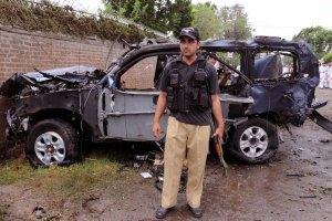 Посольство США спростувало інформацію про жертви вибуху в Пакистані
