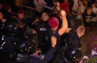 За избиение активистов на концерте Ани Лорак в Одессе уволили 5 милиционеров
