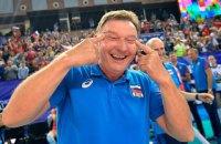 Збірна Росії з волейболу потрапила в расистський скандал
