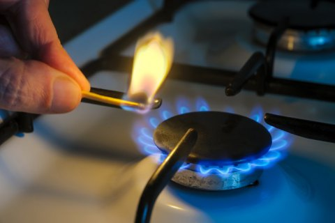 Ціна на газ для населення у квітні знизилася на 15%