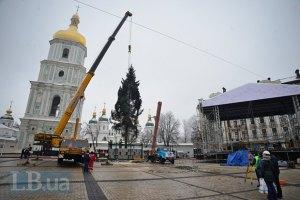 КМДА опублікувала список вулиць, де заборонять і обмежать рух на Новий рік