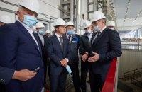 """Президент обговорив з керівництвом """"Укргідроенерго"""" подальшу роботу підприємства"""