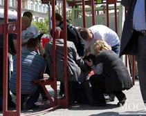 В больницах Днепропетровска остаются 4 пострадавших от взрывов